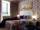Дизайн спальни. Вид 1