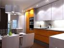 Дизайн кухни. Вид 2