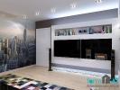 Дизайн гостиной. Вид 3