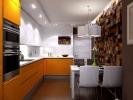 Дизайн кухни. Вид 4