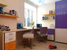 Дизайн детской комнаты. Вид 1