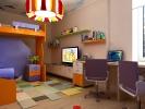 Дизайн детской комнаты. Вид 2