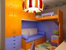 Дизайн детской комнаты. Вид 3