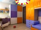 Дизайн детской комнаты. Вид 4