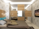 Дизайн спальни. Вид 2