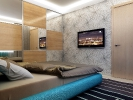 Дизайн спальни. Вид 3