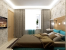 Дизайн спальни. Вид 4