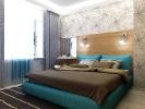 Дизайн спальни. Вид 5