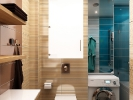 Дизайн ванной комнаты. Вид 2