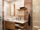 Дизайн ванной комнаты. Вид 5